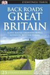 Great Britain Back Roads útikönyv Anglia DK Eyewitness Guide, angol 2013