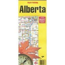 Alberta térkép MapArt