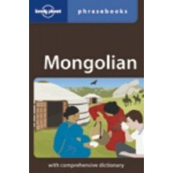 Lonely Planet mongol szótár Mongolian Phrasebook & Dictionary