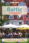 Lonely Planet lett liván észt szótár Baltic States Phrasebook & Dictionary