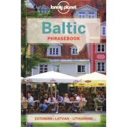 Lonely Planet lett liván észt szótár Baltic States Phrasebook & Dictionary