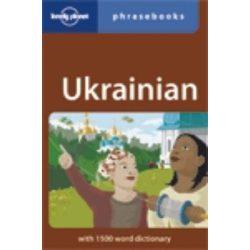 Lonely Planet ukrán szótár Ukrainian Phrasebook & Dictionary