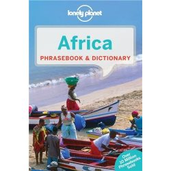 Lonely Planet zulu szuahéli amhara szótár Africa Phrasebook & Dictionary 2013