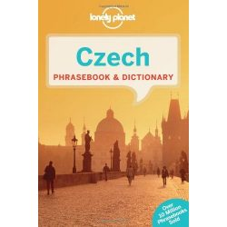 Lonely Planet Cseh szótár Czech Phrasebook & Dictionary