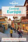 Lonely Planet cseh szlovák lengyel magyar szótár Phrasebook & Dictionary Central Europe
