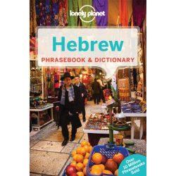 Lonely Planet héber szótár Hebrew Phrasebook & Dictionary