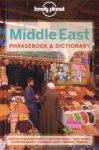 Lonely Planet arab szótár Middle East Phrasebook & Dictionary 2013