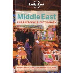 Lonely Planet arab szótár Middle East Phrasebook & Dictionary 2013
