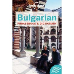 Lonely Planet bolgár szótár Bulgarian Phrasebook & Dictionary 2014