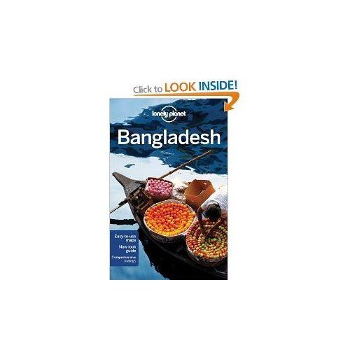 Banglades Bangladesh Lonely Planet útikönyv 2012