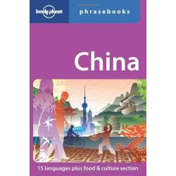 Lonely Planet kínai szótár China Phrasebook & Dictionary