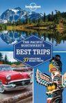 Pacific Northwest Trips Lonely Planet útikönyv USA 2013