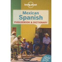 Lonely Planet mexikói spanyol szótár Mexican Spanish Phrasebook & Dictionary