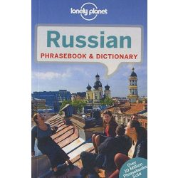 Lonely Planet orosz Russian Phrasebook & Dictionary