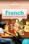 Lonely Planet francia szótár French Phrasebook & Dictionary