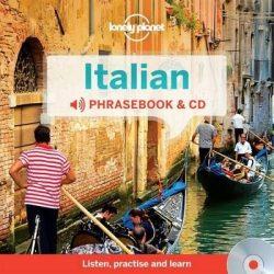 Lonely Planet olasz szótár és CD Italian Phrasebook & Dictionary and Audio CD