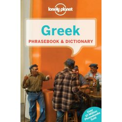 Lonely Planet görög szótár Greek Phrasebook & Dictionary