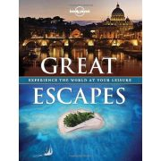 Great Escapes : a Collection of the World's Most Gorgeous Getaways Lonely Planet könyv 2013