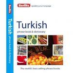 Berlitz török szótár Turkish Phrase Book & Dictionary