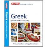 Berlitz görög szótár Greek Phrase Book & Dictionary