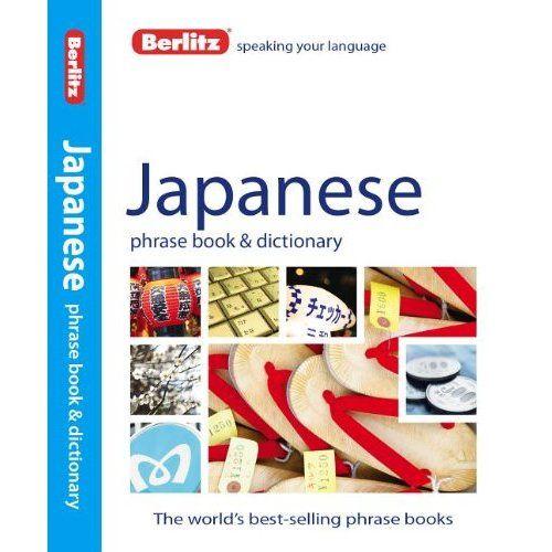 Berlitz japán szótár Japanese Phrase Book & Dictionary