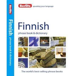 Berlitz finn szótár Finnish Phrase Book & Dictionary