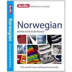 Berlitz norvég szótár Norwegian Phrase Book & Dictionary