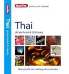 Berlitz thai szótár Phrase Book & Dictionary