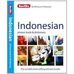 Berlitz indonéz szótár Indonesian Phrase Book & Dictionary