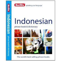 Berlitz indonéz szótár Indonesian Phrase Book & Dictionary