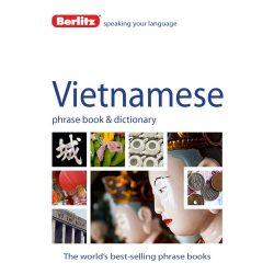 Berlitz vietnámi szótár Vietnamese Phrase Book & Dictionary