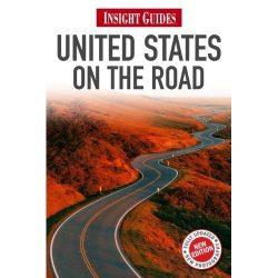USA On The Road útikönyv Insight Guides Nyitott Szemmel-angol 2013