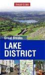 Lake District útikönyv Insight Guides Nyitott Szemmel-angol 2013