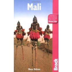 Mali útikönyv Bradt 2009 - angol
