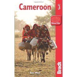 Kamerun Cameroon útikönyv Bradt 2011 - angol