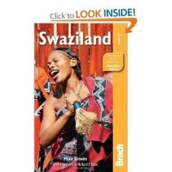 Swaziland Szváziföld útikönyv Bradt 2012 - angol