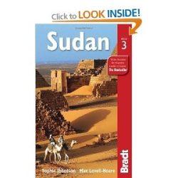Szudán Sudan útikönyv Bradt 2012 - angol