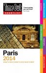 Time Out útikönyv Shortlist Paris Párizs 2013