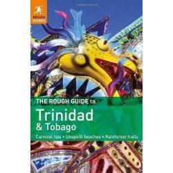 Rough Guide Trinidad & Tobago útikönyv 2007