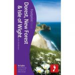 Dorset, New Forest & Isle of Wight (includes Stonehenge, Salisbury & Winchester)  útikönyv Footprint Focus Guide, angol 2013