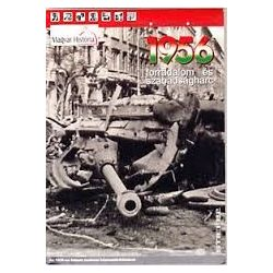 1956 forradalom és szabadságharc térkép Magyar História Stiefel