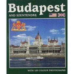 Budapest és Szentendre könyv