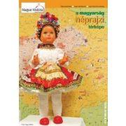 A Magyarország néprajzi térképe Magyar História Stiefel