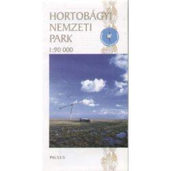 Hortobágyi Nemzeti Park térkép Paulus 1:90 000 2012
