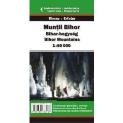 Bihari hegység térkép Dimap Bt. 2008 1:60 000