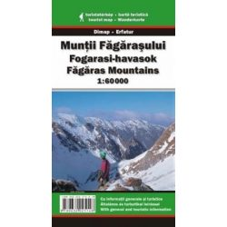 Fogarasi-havasok térkép Dimap Bt. 2007 1:60 000