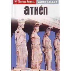 Athén útikönyv Nyitott Szemmel, Kossuth kiadó
