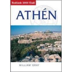Athén útikönyv Booklands Booklands 2000 kiadó