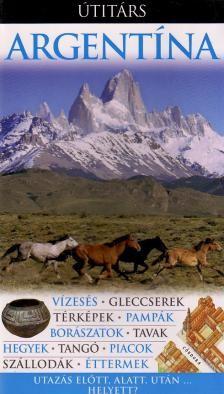 Argentína útikönyv Útitárs, Panemex kiadó