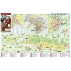 Villány, Siklós és a Villányi borvidék térképe Stiefel 1:12 000